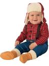 Rubies 510529TODD Baby/Toddler Lumberjack Costume TODD