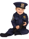 Rubies 510534TODD Baby/Toddler Police Costume TODD