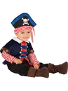 Rubies 510537INFT Baby Pirate Boy Costume INFT