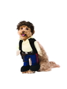 Rubies 580694S Star Wars Han Solo Pet Costume S