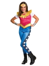 Rubies 620743L Kids Wonder Woman Costume L