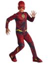 Rubies 630861S Kids Justice League Flash Costume S
