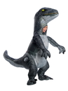 Rubies 641045NS Jurassic World: Fallen Kingdom Child Velociraptor Inflatable Costume - One Size
