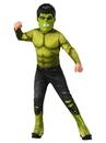Rubies 641054S Marvel Avengers Infinity War Hulk Boys Costume S