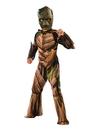 Rubies 641058S Marvel Avengers Infinity War Teen Groot Deluxe Boys Costume S