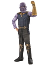 Rubies 641060L Marvel Avengers Infinity War Thanos Deluxe Boy Costume L