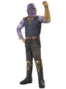 Rubies 641060S Marvel Avengers Infinity War Thanos Deluxe Boy Costume S