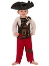 Rubies 641136XS Boys Pirate Matey Costume XS