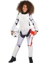 Rubies 641231M Star Wars Classic Girls Stormtrooper Costume M