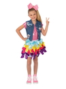 BuySeasons 279228 Joho Siwa Girls Bow Dress Costume L