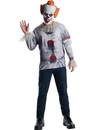 Rubies 700021XL It Movie Pennywise Mens Costume Top XL