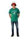 Rubies 700034STD Stranger Things-Mens Dustin's Waupaca Shirt STD