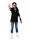Rubies 700039L Stranger Things-Girls Eleven's Punk Look Costume L