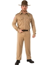 Rubies 700044STD Stranger Things-Mens Jim Hopper Costume STD