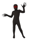 Rubies 279323 Fade In Fade Out Skeleton Costume (L)
