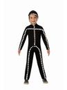BuySeasons 700071S Kids Light-Up Stick Man Costume