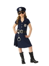 Rubies 279366 Girl Police Officer Costume L