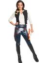 Rubies 820976XS Star Wars Womens Classic Han Solo Costume XS