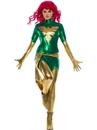 Rubies 279663 Secret Wishes Womens Green Phoenix Costume XS