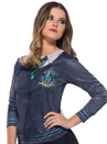 Rubies 821145M The Wizarding World Of Harry Potter Adult Slytherin Costume Top M