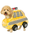 BuySeasons 580541M Nyc Taxi Cab Pet Costume