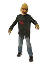 BuySeasons 641126L Boys Zombie Avenger Costume