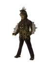 BuySeasons 641132L Boys Swamp Boy Costume