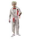 BuySeasons 821022STD Mens Ghost Groom Costume