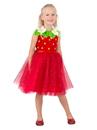 BuySeasons PP4369M Girls Strawberry Sweetie Costume