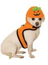 BuySeasons 280746 Jack-A-Lantern Pet Costume (S)