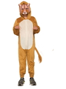 BuySeasons 80967 Kids Lion Jumpsuit With Mask