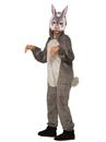 BuySeasons 80971 Kids Bunny Jumpsuit With Mask