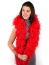 Forum 51594 Red Boa - One Size