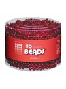 Forum 71488 Red Bead Necklaces-Multipack - One Size