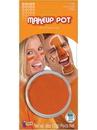 Forum 71512 Orange Face Paint Stick - One Size