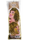Forum 71526 Yellow Tinsle Wig - One Size