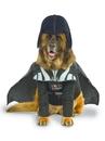 Rubies 580380XXXL Star Wars Pet Big Dogs Darth Vader Costume - XXXL
