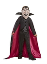Palamon 30255L Hotel Transylvania Count Dracula Child Costume - L 12-14