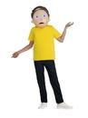 Palamon 30375L Rick & Morty Morty Teen Costume - 12-14