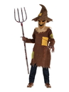 Amscan 847697 Scary Scarecrow Child Costume - XL 14-16