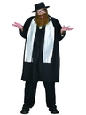Fun World 114145 Rabbi Adult Plus Costume