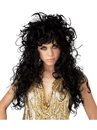 California Costumes 70425 Adult Black Seduction Wig