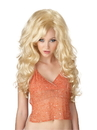 California Costumes 70631 Adult Bombshell Wig- Blonde