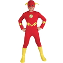 BuySeasons 882112XS Justice League DC Comics The Flash  Child Costume