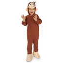 BuySeasons 885286INFT Curious George Toddler / Child Costume