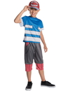 BuySeasons 640885XL Pokemon - Ash Ketchum Child Costume