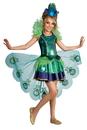 BuySeasons 887098XS Peacock Girl Child Costume