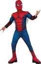 BuySeasons 630731XS Spider-Man Homecoming - Spider-Man Deluxe Muscle Children's Costume