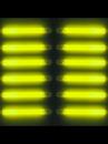 6 Lightstick With Lanyard- Yellow