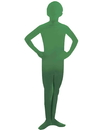 BuySeasons 68898_M Green Im Invisible Kid's Skin Suit
